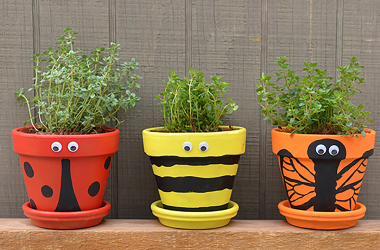 Kids' Pot Pals