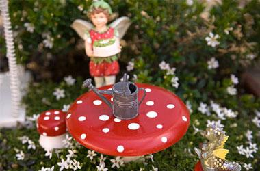 Kids' Mini Fairy Gardens